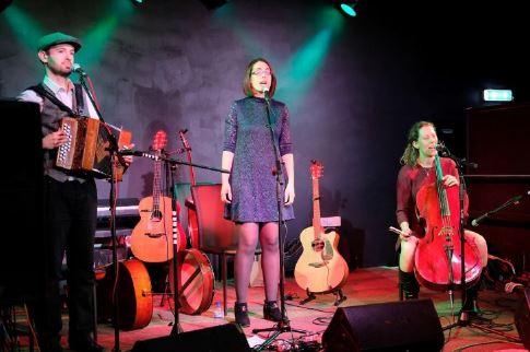 The Foxglove Trio + Support
